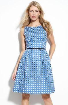 kate spade new york 'sonja' dress
