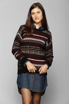 BDG Nordic Tunic Sweater