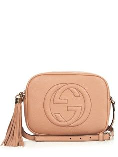 Soho grained-leather cross-body bag | Gucci | MATCHESFASHION.COM US