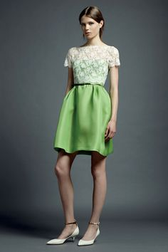 So many gorgeous, practical looks from Valentino's Resort 2013 collection!