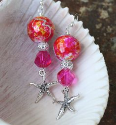Starfish In The Pink | Blue Laamb Designs