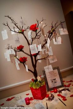 Wishing Tree Instead Of A Guest Book Tags Can Be Sbooked Later Https Www Facebook Pages Pumpkin Fls Crafts 132635250096048