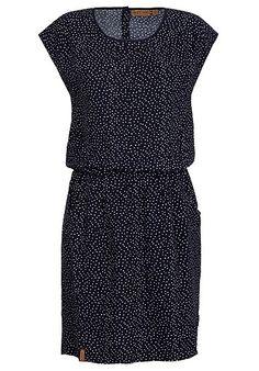 NAKETANO Schätzeken II - Kleid für Damen - Blau - Planet Sports