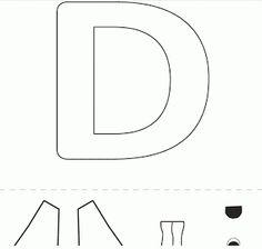 1000 images about letter d on pinterest letter d d and maze. Black Bedroom Furniture Sets. Home Design Ideas