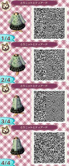 Summer dress qr 285