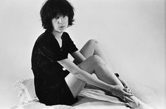 Patti Smith Circa 1974