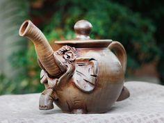 pachyderm teapot