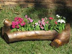 Resultado de imagem para o que por em caminhos de jardim como decorar