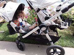 Baby Jogger City Select Stroller In Silver City Select Double Stroller, Double Stroller Reviews, Baby Jogger City Select, Best Double Stroller, Best Baby Strollers, Double Strollers, Baby Hacks, Baby Tips, Travel System