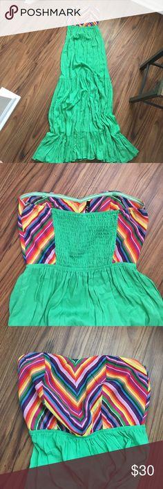 Maxi Green maxi dress Dresses Maxi