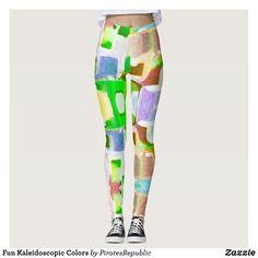 e4f64c7552cdf Fun Kaleidoscopic Colors Colorful Leggings, Hug You, Running Tights, Yoga  Pants, Yoga