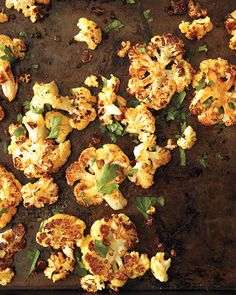 4 ways to roast cauliflower, Wholeliving.com