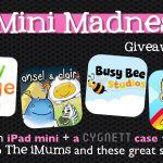The iMums Terrific Two- ! Win an iPad Mini + Case + Apps – iPad Mini Madness #2