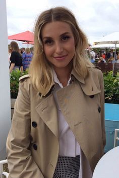The Los Angeles resident was in Melbourne for the Portsea Polo last month.