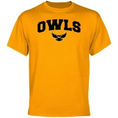 59ed3c4547d Kennesaw State Owls Gold Logo Arch T-shirt. Shop Now  http