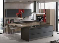 Buona domenica con la nuova Mood!  #stosacucine #design #modernstyle #kitchen #passion #arredamento #migliorininternidal1980