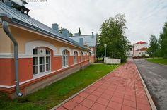 Oulun yliopistoa - Oulun yliopisto rakennukset