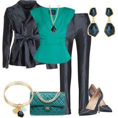 """Estilo Glam"" by outfits-de-moda2 on Polyvore"