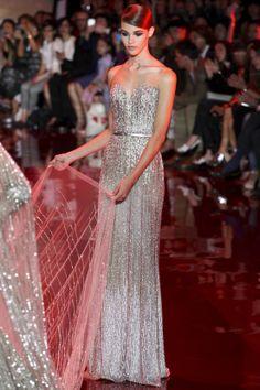 défilé de mode Haute couture Automne-hiver 2013-2014, Elie Saab