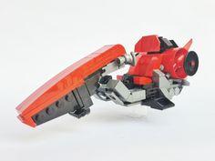 MY MOC - Racing speeder by donna liem http://flic.kr/p/CperFy