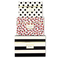 Kate Spade Nesting Boxes, Black Stripe kate spade new york,http://www.amazon.com/dp/B00HJ7M97E/ref=cm_sw_r_pi_dp_JBPatb04RK372Q6A