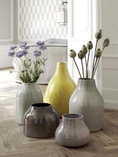 Botanica Vasen  von Kähler Design