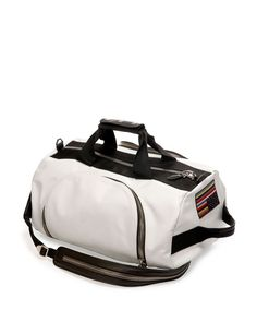 Givenchy Leather Backpack/Duffle Bag