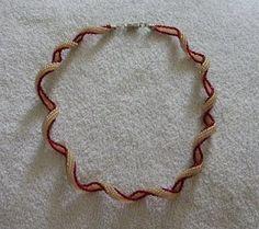 Spiral collar picture tute.