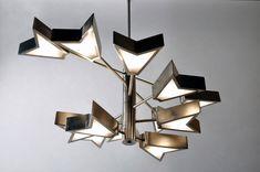 Osiris Chandelier | Matthew Fairbank Design, New York