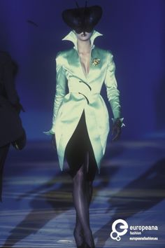Thierry Mugler, Spring-Summer 1997, Couture