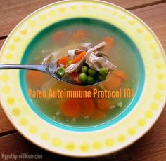 Paleo Autoimmune Protocol 101 HypothyroidMom.com #autoimmune I hear from readers all the time who rave about AIP. Here is a 101 on AIP