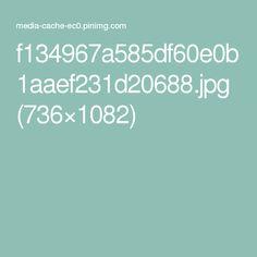 f134967a585df60e0b1aaef231d20688.jpg (736×1082)