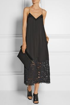 DKNY cardigan, See by Chloe bag, Etoile Isabel Marant belt, Frame ...