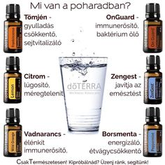 Doterra Oils, Essential Oils