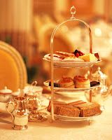 High Tea at the Ritz.