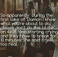 This kills me cause I just picture nina and ian going over to the side and him comforting her.