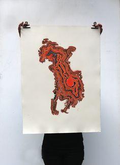 Art Works on Paper - snedkerstudio.dk