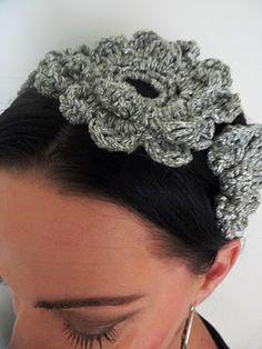 VMSom Ⓐ Cage: flower headband