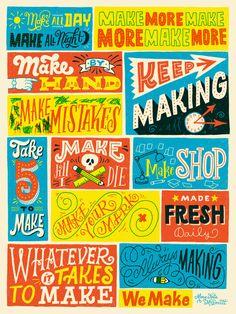 We Make | Mary Kate McDevitt