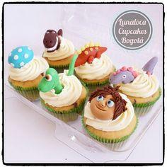 Cupcakes Un Gran Dinosaurio (The Good Dinosaur)