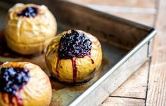 Baked Stuffed Apples Recipe - Kids Recipes - Great British Chefs