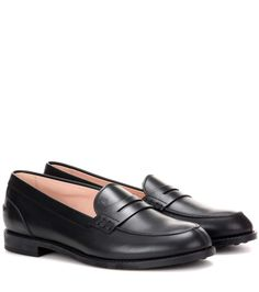 Tod's - Gommino leather city loafers | mytheresa.com