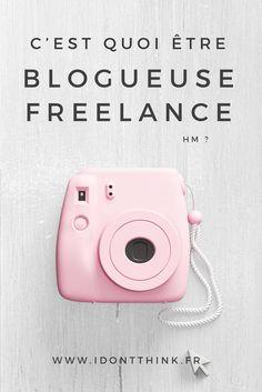 Être blogueuse Freelance n'est pas de tout repos. Je te parle de ce métier très complet !