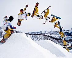25 Beautiful Examples Of Action Sequence Photography - Photography Subjects Sequence Photography, Motion Photography, Time Lapse Photography, Creative Photography, Snowboarding Photography, Soccer Photography, Multiple Exposure Photography, Kids Sports Crafts, Animation Reference