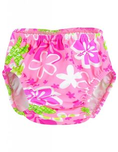 Sun Protective Coolibar UPF 50 Baby Finly Swim Diaper Cover