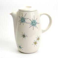 Atomic Franciscan Starburst Salt and Pepper Shakers | MCM: Retro ...