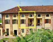 Affitto Appartamento soleggiato a Riva presso Chieri, zero spese condominiali