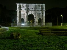 #Arch of Constantine #rome