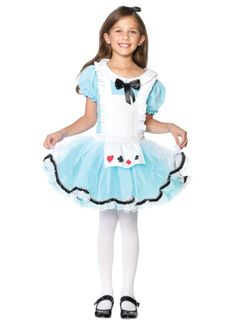 Adorable Alice sized 10-12