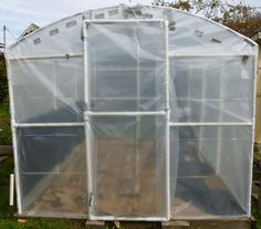 Building a PVC Greenhouse   Ramblings of a Rose Maniac